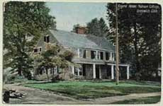 Putnam Cottage in 1907